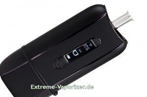 Ascent Vaporizer in schwarz matt